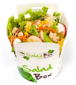 Salata-Green Box-Salad-Box