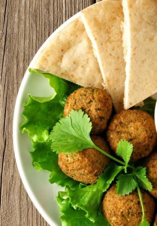 Cea mai bună reţetă de falafel