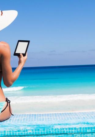 Ia-ţi cărţile în vacanţă cu tine