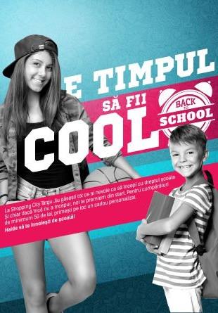 Fii cool back to school!