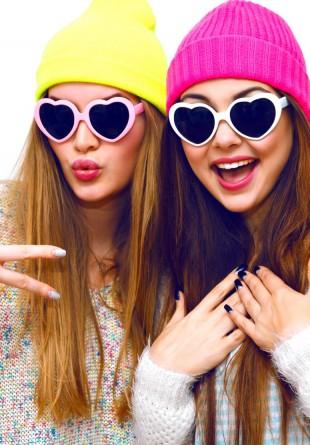 Ochelarii de soare iarna - accesoriu rafinat pentru ochi sănătoși