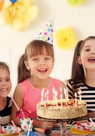 3 idei de petreceri tematice pe gustul copiilor