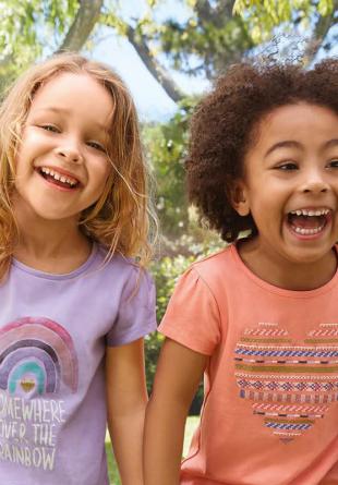 Colorează primăvara copilului tău!