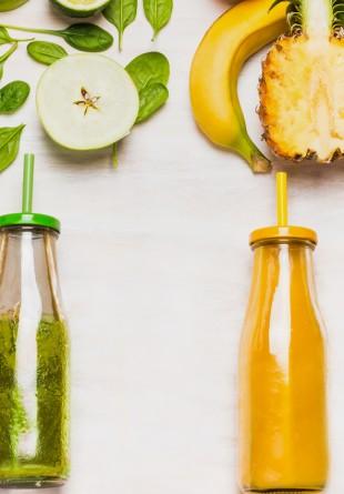 5 idei de smoothie-uri perfecte pentru copilul tău!