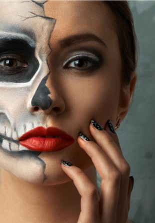 4 machiaje de Halloween ușor de realizat
