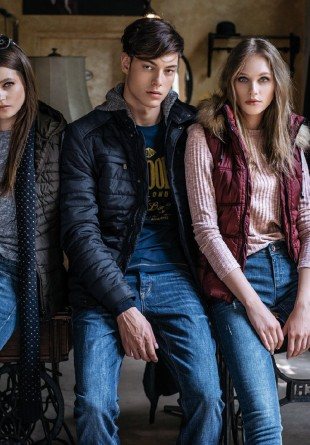 Lee Cooper toamnă-iarnă 2017/2018: LONDON IS IN OUR JEANS
